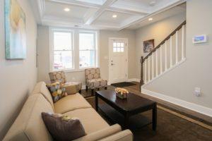 18th St NE house interior
