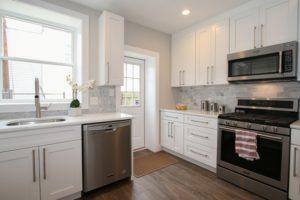 18th St NE house kitchen